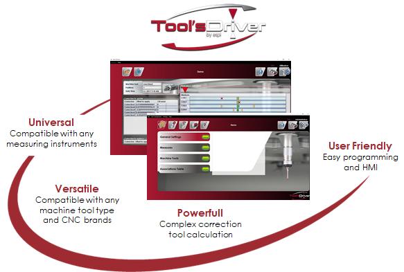 Tool'sDriver Avantages-e